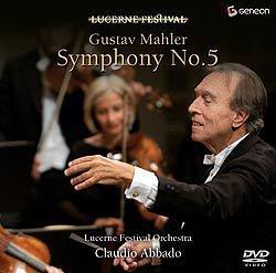 マーラー:交響曲第5番嬰ハ短調 [DVD]