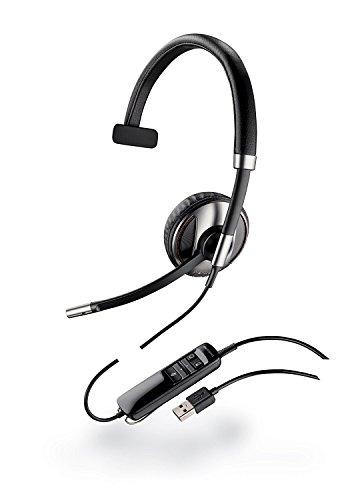 Plantronics 87505-01 C710-M USB softphone headset