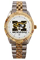 Missouri Tigers (University of)Mens Executive Stainless Steel Watch