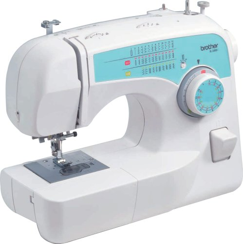 Brother XL3500I 35-Stitch Free-Arm Sewing Machine with Multiple Stitch Functions