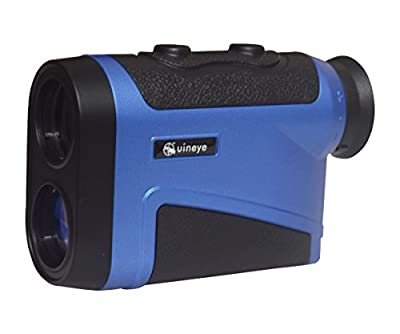 Golf Rangefinder - Range :1950, 1600, 850 Yards, Bluetooth Compatible Laser Range Finder with Height, Angle, Horizontal Distance Measurement Perfect for Hunting, Golf, Engineering Survey from Uineye