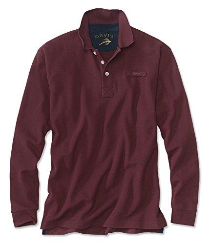 the-long-sleeved-orvis-signature-polo-regular-burgundy-large