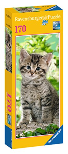 Ravensburger Kitty on a Branch Puzzle, 170-Piece - 1