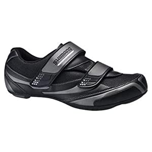Shimano SH-RT32 Road Bike Shoes, Black, 46