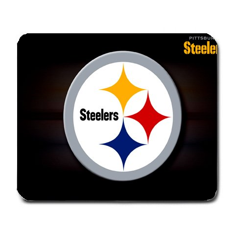 pittsburgh steelers v3 Mousepad Mouse Pad Mouse Mat