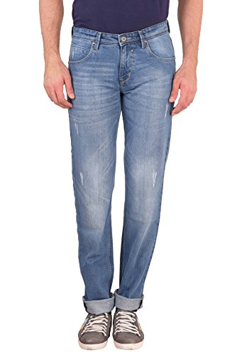 KINGSWOOD RIPPED ULTRA NARROW FIT DENIM