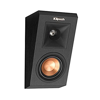 Klipsch RP140SA Black (Pr.) Add-on Dolby Atmos Height Speakers from Klipsch