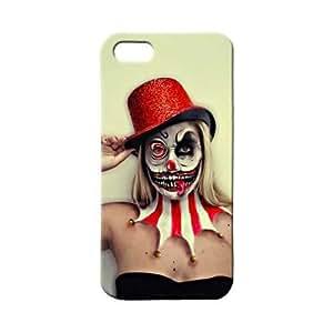 BLUEDIO Designer 3D Printed Back case cover for Apple Iphone 5 / 5S / SE - G0942