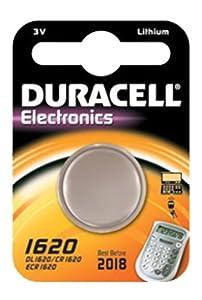 Duracell - 75053898 - Pile spéciale - Appareils Electroniques - 1620 Petit Blister x 1