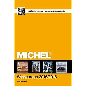 MICHEL-Katalog Westeuropa 2015/2016 (EK 6): in Farbe