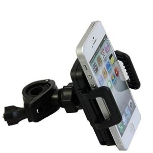 XINTE 2ST Mobile PAD Halter Halterung Halter für Fahrrad Motorrad 360-Grad-Drehung
