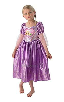 Love Heart Rapunzel Costume