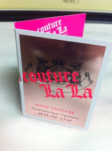 Juicy Couture Couture La La Eau De Parfum Spray .05 Oz Trave