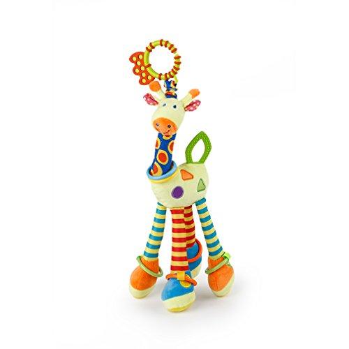 Plush-Giraffe-Animal-YKS-Baby-Plush-Toy-Developmental-Interactive-Toy-Infant-Baby-Development-Soft-Giraffe-Animal-Handbells-Rattles-Handle-Toys-For-Crib-High-Chair-And-Interactive-Playing