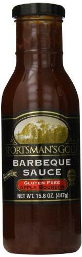 Sportsman'S Gold BBQ Sauce, Apple Bourbon, 15.8 Ounce
