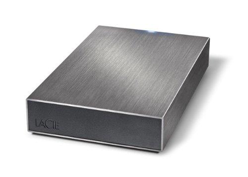 LaCie Minimus 302004EK 3TB USB 3.0 Desktop Hard Drive