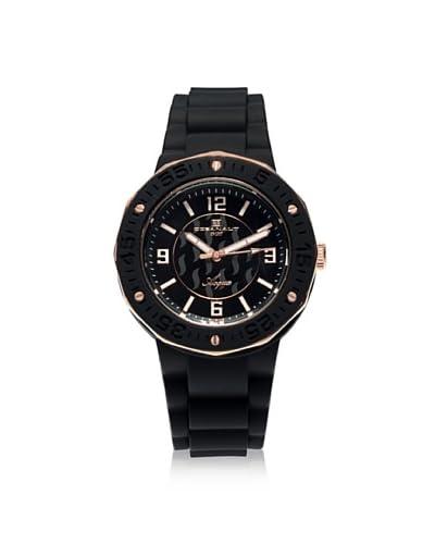 Oceanaut Women's OC0220 Acqua Black Rubber Watch