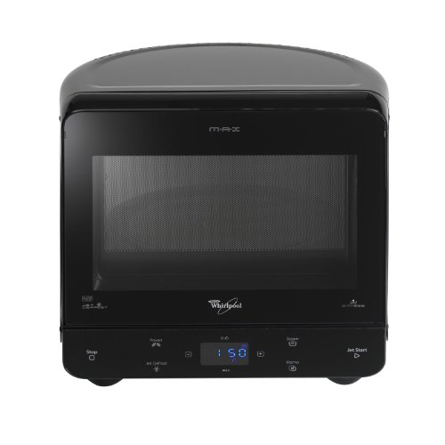 Whirlpool Max Microwave with Steam Function - Black