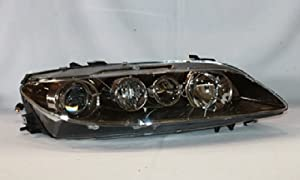 06-08 MAZDA MZ 6 (STD;HALOGEN) HEADLIGHT SET