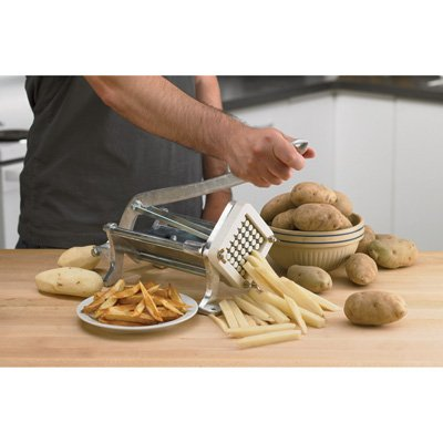 Kitchener Deluxe French Fry Cutter (Deluxe French Fry Cutter compare prices)