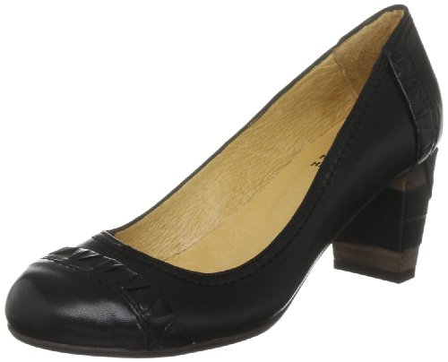 Hard Hearted Harlot Women's Vox Black Decorative Vivien 3 UK, 36 EU