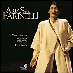�t�@���l�b���̂��߂̃A���A�W [Import] (ARIAS FOR FARINELLI (HYBRID) (HYBR)|ARIAS FOR FARINELLI (HYBRID) (HYBR))