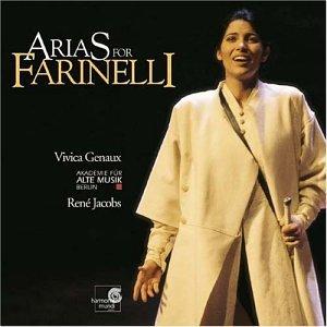 Vivica Genaux: Arias for Farinelli