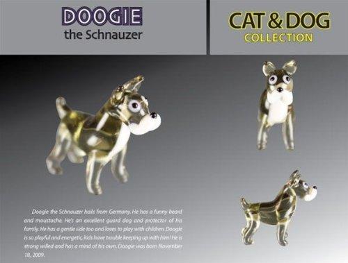Looking Glass Doogie The Schnauzer Toy - 1