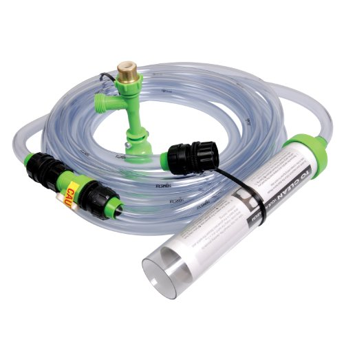 25 Foot - Python No Spill Clean and Fill Aquarium Maintenance System (Fish Tank Vac compare prices)