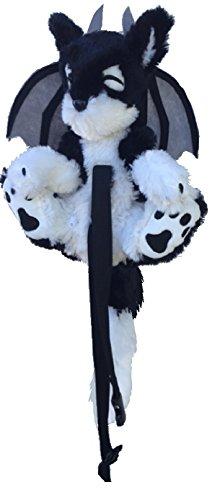 Spirit Wolf Shoulder Pack