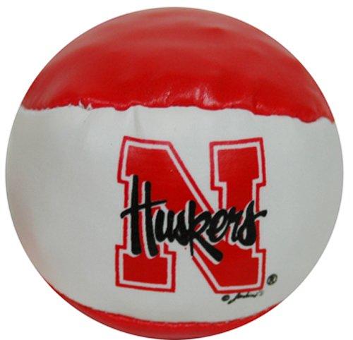 NCAA Nebraska Cornhuskers Hacky Sack Ball
