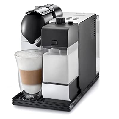 DeLonghi Lattissima Plus Nespresso Capsule System by Delonghi
