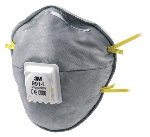 3m 9914c2 mascarilla de seguridad - Mascarillas con filtro ...