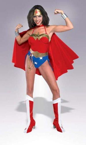 Wonder Woman Large Adult Halloween or Theatre Costume
