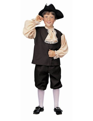 Colonial Boy Child Md Kids Boys Costume