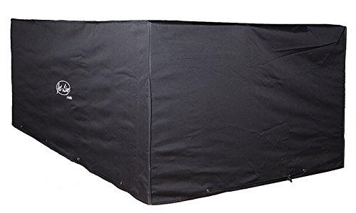 Gartenmöbel Abdeckplane 2,1 x 1,3 x 0,8 m – Winterqualität in schwarz Möbel Hülle Abdeckung für Gartenmöbel Garten Gartenausstattung von Jet-Line online kaufen