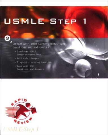 Rapid Review USMLE Step 1, 1e Edward F. Goljan MD