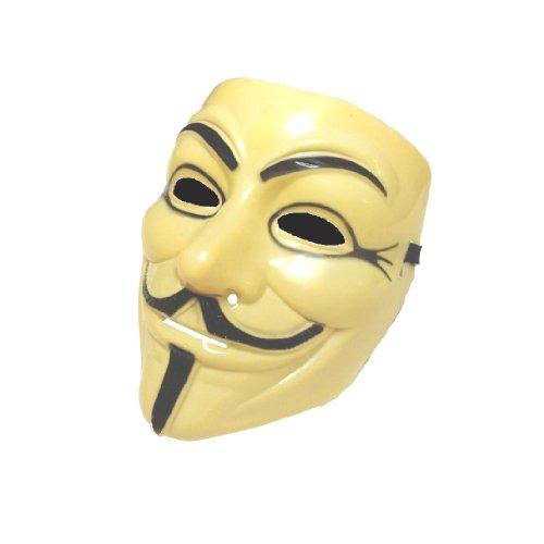 V for Vendetta Mask White / Anonymous / Guy Fawkes mask mask white (japan import)