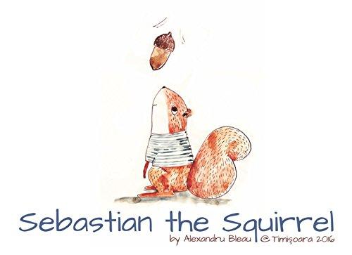 sebastian-the-squirrel-english-edition