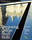 img - for Integrating College Study Skills: Reasoning in Reading, Listening, and Writing 6th edition by Sotiriou, Peter Elias (2001) Paperback book / textbook / text book