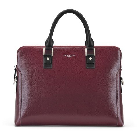 burlington-business-bag-grained-leather-oxblood