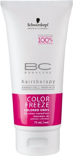 Schwarzkopf Professional BC Bonacure Color Freeze Colored Ends 75ml