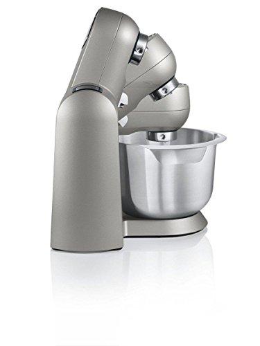 Bosch mumxl10t maxximum macchina universale da cucina colore argento 1600 w - Robot cucina bosch ...