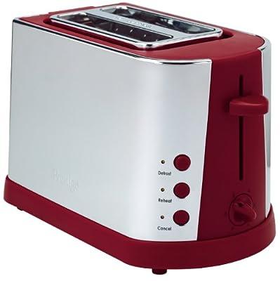 Prestige Chrome 2-Slice Toaster by Meyer