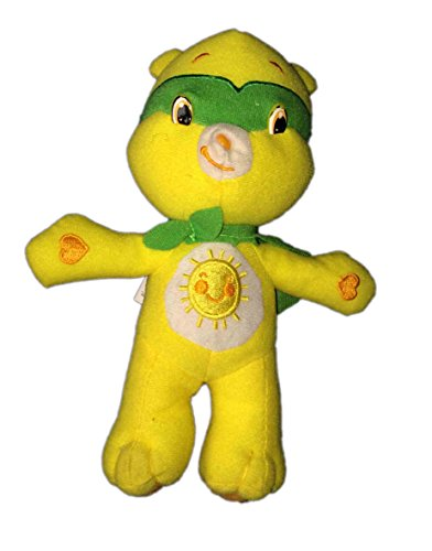 Care Bears Funshine Bear Wearing Hat and Cape Plush - 1