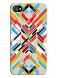 Line?Art Design Off-White Lifeproof Card Cases Fit For Iphone 4/4S