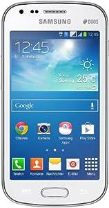Samsung Galaxy S Duos II S7582 White DUAL SIM Factory Unlocked International Ver