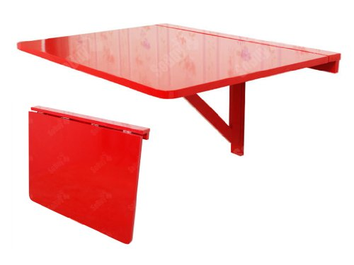 Table murale rabattable les bons plans de micromonde for Table rabattable bois