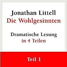 Die Wohlgesinnten (Teil 1 von 4 - Folgen 1 bis 8) (       ungekürzt) von Jonathan Littell Gesprochen von: Stephan Benson