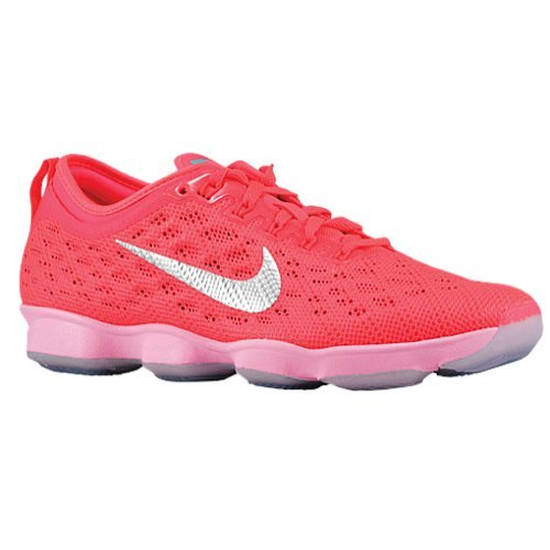 Nike-Zoom-Fit-Agility-Sz-95-Womens-Cross-Training-Shoes-Red-New-In-Box